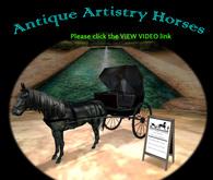 Horse & Buggy Ride Rezzer