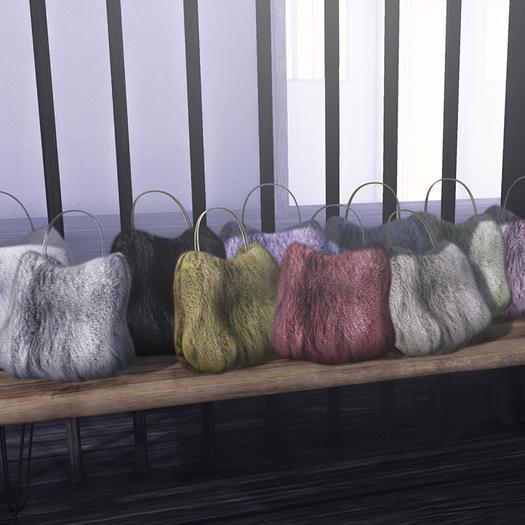 ASO! Fur Japon (fullpack) with Bento anim