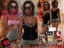 ShuShu BUTTON UP outfit PROMO set SLink Maitreya Belleza Tonic