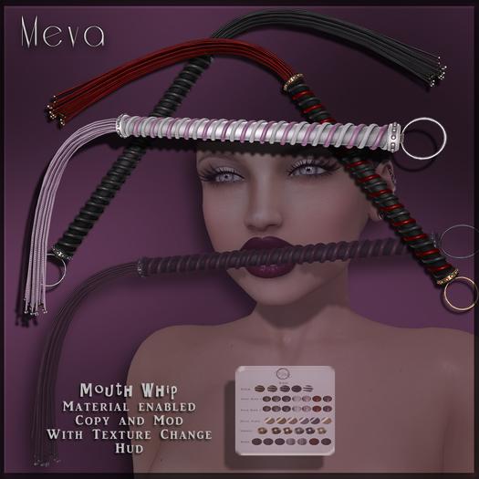 Meva Mouth Whip Box