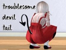 Troublesome Spade Devil Tail BENTO