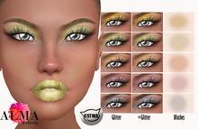 ALMA Makeup - Shades of Gold - Catwa
