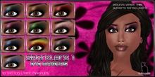 .:Glamorize:. Sparklers 1 Eye Makeup  Tattoo Layers - 10 Styles