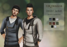KiB Designs - Dimitri Jacket DEMO