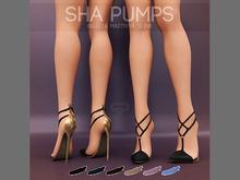 Pure Poison - Sha Pumps Ad - ons for Belleza, Maitreya, Slink High Feet