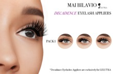 .:Mai Bilavio:. Decadence Collection Pack 1 (LELUTKA)