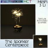 ~ASW~ The Sparkler Centerpiece