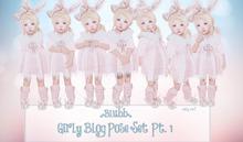 {Blubb} Girly Pose Set pt 1