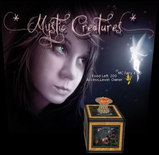Mystic Creatures Basic Food Basket 14