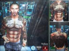 {RC} Gangsta Rose Tattoos