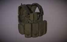 FULL PERM Bullet Proof Vest ARMOR PLATE CARRIER