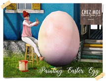 Paiting Easter Egg ♥ CHEZ MOI