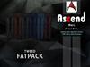 //Ascend// Marc Formal Pant - Tweed Fatpack