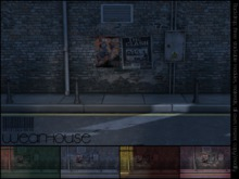 WeArH0uSE [street] PhotoBackdrop/Brick