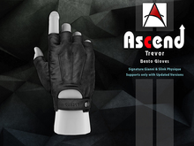 //Ascend// Trevor Bento Glove - Black [ADD ME]