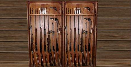 Westport Gun Rack