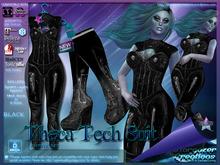 [Stargazer Creations] Theca Tech Metallic - Black