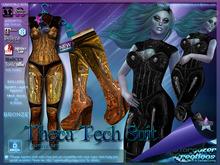 [Stargazer Creations] Theca Tech Metallic - Bronze