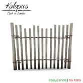Kalopsia - Polly's Beach Fence