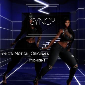 Sync'd Motion__Originals - Midnight Pack