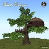 !! F&M !! The Forest Treehouse - Original mesh oak tree house