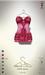 [sYs] NOIR dress (body mesh) - pink GIFT <3