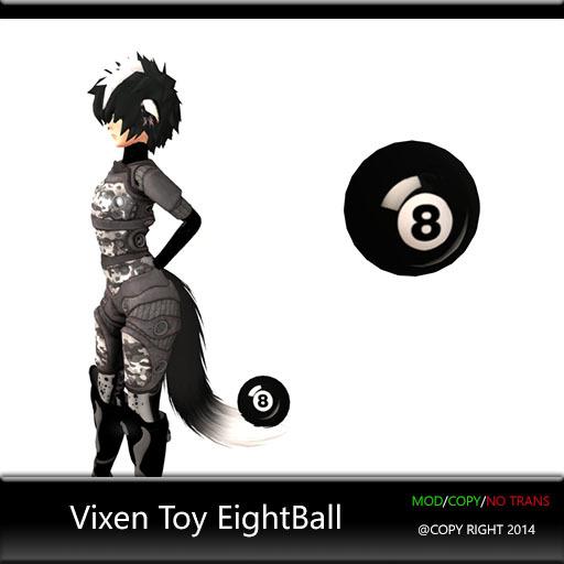 Vixen 8 Ball