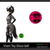 Vixen Tail Disco color fade
