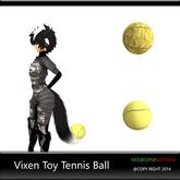 Vixen Tennis Ball