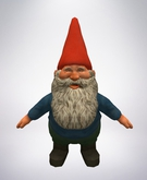 Mesh Friendly Gnome Complete Avatar