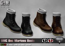 [GMan] BT - OMG Doc Martens Boots