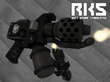 Hand flamer [ RKS ]