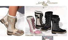 *DP* Snow Job Princess Boots- ADD ME