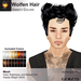 A&A Wolfen Hair Variety Colors Pack. Mens mesh hair