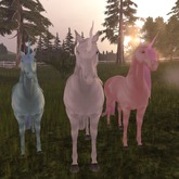 1L Charlie The Unicorn Skin Pack! (Outdated)