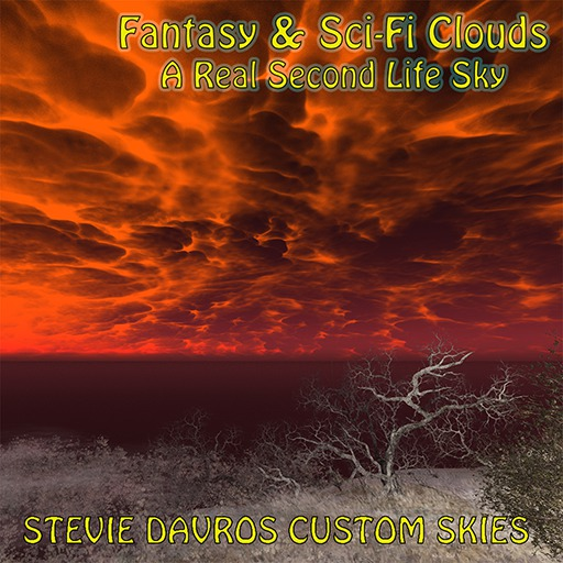 Fantasy and Sci-Fi Clouds - Windlight