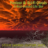 Fantasy and Sci-Fi Clouds