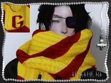 +FATHER+ - Hogwarts House Scarves - Gryffindor