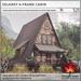 Trompe Loeil - Delaney A-Frame Cabin [mesh]