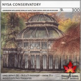 Trompe Loeil - Nysa Conservatory [mesh]