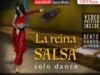 A&M: La reina Salsa - dance (Bento) :: Latino classic dance :: Bento hands and fingers updated