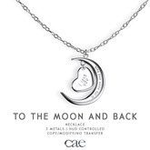 Cae :: To the Moon and Back :: Necklace [bagged]