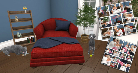 {ACD} Lazy Day Lounger Set PG