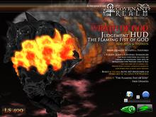 [:TCR:] Judgement HUD v1.0 : Fist of God Effects (Jump & Landing Enhancer)