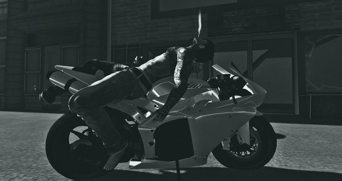 Shutter Thugs  Sportbike Pose Pack