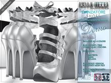 DEMO - Bella Moda Fat Pack: Danzatore Shoes - Fitted for Maitreya/Slink/Belleza + Resize