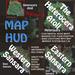 Heterocera & Sansara Map HUD