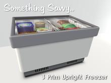 {{Something Savvy}} Upright Freezer