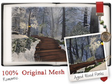 -W-[ Aged Paths ] Spring 100% Original Mesh (mod/copy)