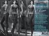 "DEMO - Bella Moda: ""Avventura"" Adventure Outfits Maitreya/TMP/Slink/Belleza+Standard"